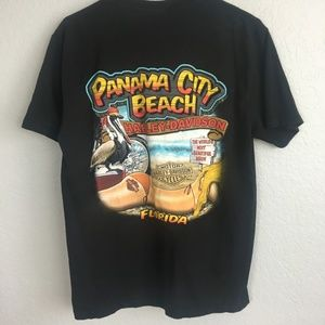 Harley Davidson Panama City Beach T-shirt -M